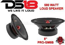 DS18 PRO-GM8B 8