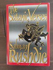 """The Satanic Verses' by Salman Rushdie (1st edition-1989)"