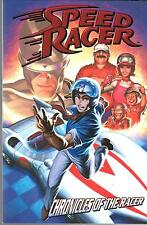 SPEED RACER CHRONICLES OF THE RACER TRADE PAPERBACK ($17.99, NM)