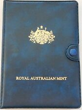 1986 Australia International Year Of Peace ~ 7 Coin Proof Set