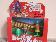 NUOVO Gioco Fattoria Little Farm Play Set 1