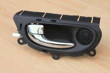 LEFT DOOR HANDLE BLACK (WITH TWEETER) - Jaguar X-Type 2001-2010