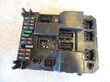 PEUGEOT 307 FUSE BOX UNDER DASH, 2LTR PETROL 9651196880A, T5, 12/01-04/05