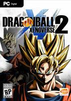 (PC) Dragon Ball: Xenoverse 2 [Digital Game Key - Steam] (WorldWide activation)