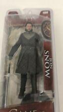 Game of Thrones Jon Snow Action Figure HBO McFarlane GOT New Sealed