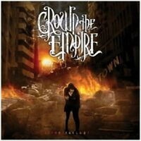 CROWN THE EMPIRE - THE FALLOUT  CD  HARDCORE / ROCK  NEW!