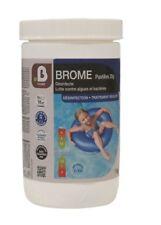 BROME PASTILLE 20G SPECIAL PISCINE SPA EAU CHAUDE 1KG désinfecte algue bactérie