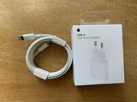 Chargeur blister Apple MU7V2ZM/A + câble USB-C 2M pour iPhone 11 pro max