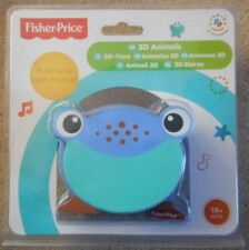 Fisher Price 3D Animal Puzzle - FROG - New & Sealed