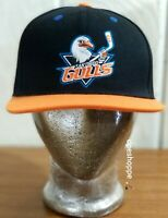 San Diego Gulls Hockey Mighty Ducks Night Sixth Man Black SGA Hat Cap Snapback
