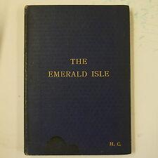 vocal score THE EMERALD ISLE ,  CONCERT VERSION
