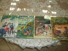 Collection Of 4 Vintage Childrens Books