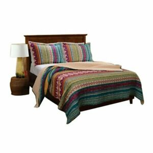 Greenland Southwest Quilt Set with Sham(s) Twin Full/Queen or King
