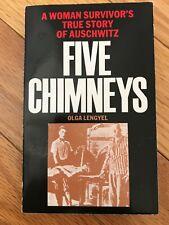 Five Chimneys by Olga Lengyel; Fine Paperback; 1981 Granada Publishing
