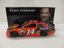 TONY STEWART ... signed 2014 .. BASS PRO SHOPS .. 1/24 CAR