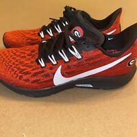Nike Air Zoom Pegasus 36 Georgia Bulldogs Red Black CI2068-600 Men's Size 18