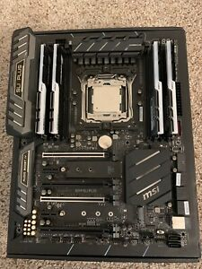 X299 Motherboard Combo