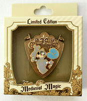 Disney Collector Pin Medieval Magic Goofy Knight Boxed LE 500 Disneyland