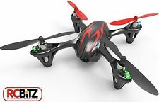 Hubsan X4 LED Mini Quad H107 C RTF with CAMERA Recording & 2.4Ghz Radio 6 axis