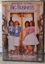 Big Business (DVD, 2002) RARE 1988 COMEDY BRAND NEW