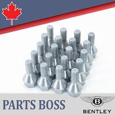 Bentley Arnage 1999-2009 OEM Set of 20 wheel bolts / screws 1.5 x 12mm PD56794PB