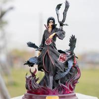 Anime Crows Uchiha Itachi PVC Action Figure NARUTO Shippuden Figurine Toy gift