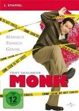 MONK-SEASON 2 - 4 DVD NEUWARE TONY SHALHOUB,BITTY SCHRAM,TED LEVINE