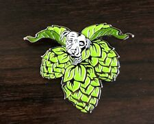 Lagunitas Brewing - Hops & Dog Pin - New in Package - Born Yesterday Beer Lapel