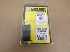 Raven P-25 Magazine 25 ACP by Triple K - Model 883M