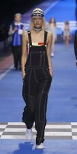 NWT Tommy Hilfiger Collection Semi Sheer Overalls SOLD OUT Size 6 Retail $460