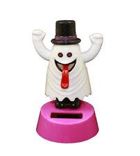 HAAC Solar Wackelgeist Geist Farbe weiß/pink Größe 11 cm Halloween