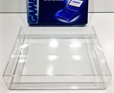 1 Box Protector For GAME BOY ADVANCE SP Console Boxes  NTSC SIZE!  Case Nintendo