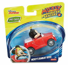 Mickey And The Roadster Racers Die-Cast Vehicle - Mickey's Ramblin' Rover