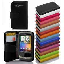 Cover BOOK Style for HTC WINDOWS PHONE Pocket Etui Flip Case Wallet Card
