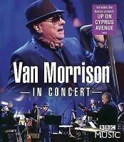 VAN MORRISON - IN CONCERT USED - VERY GOOD DVD