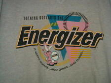 New listing Energizer Bunny Vtg T Shirt Size Xl Nothing Outlasts It Keeps Going Speckled