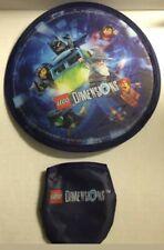 Lego Dimensions Promotional Foldable Frisbee - NIB