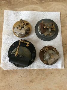 4Replacement Movements for a Barometer Spares or Repair ONLY