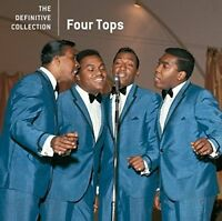 The Four Tops - Definitive Collection  NEW CD Album - Greatest Hits Very Best of
