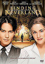 Finding Neverland  - DVD **NEW SEALED** FREE POST**