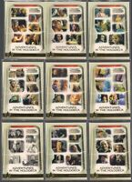 Star Trek Voyager - Adventures in the Holodeck - Chase Card SET (9) - NM