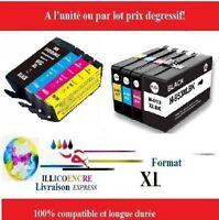 903 953 XL Cartouches compatibles HP Officejet Pro 6950 6960 6962 6963 7740 8210