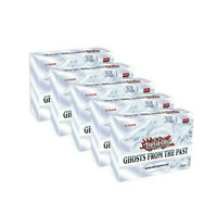 YuGiOh Ghosts from the Past Display Box (5 MINI-BOXES) Pre-Order SHIPS 4/16/21