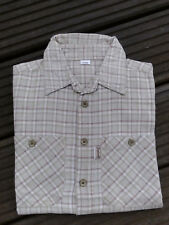 chemise manches courtes, taille 8 ans