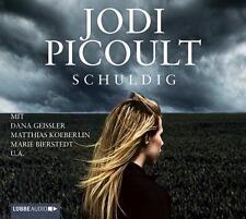 Jodi Picoult - Schuldig - Hörspiel Lübbe Audio 6 CDs