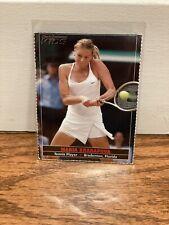 Maria Sharapova 2004 Rookie SI For Kids card #416