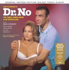 James Bond - Dr. No [Soundtrack] by Monty Norman - Deluxe Gatefold Vinyl Lp -New