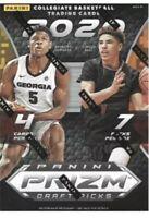 2020-21 NBA Panini Prizm Draft Picks Basketball Seal BLASTER BOX Lamelo Edwards