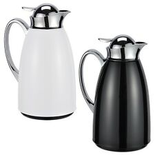 Insulating Jug Insulating-Jug ISO Coffee Pot Coffee Teapot Tea 1 litres 2 Colours
