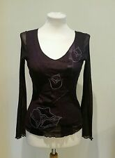 Per Una Hip Length Polyamide Casual Tops & Shirts for Women